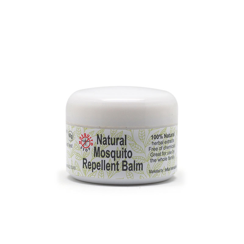 Natural Mosquito Repellent Balm