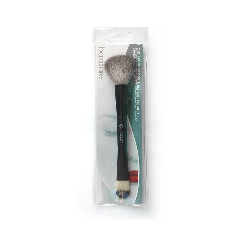 Foundation & Blusher Brush 1128