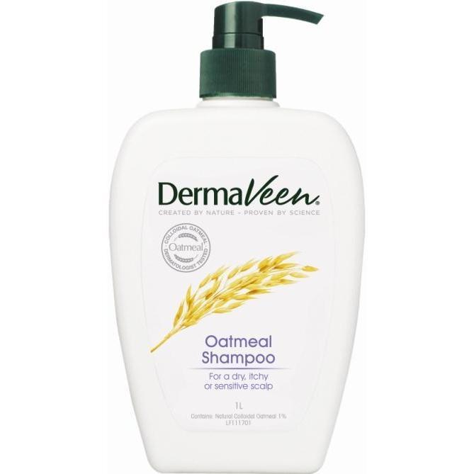 Oatmeal Shampoo 500ml