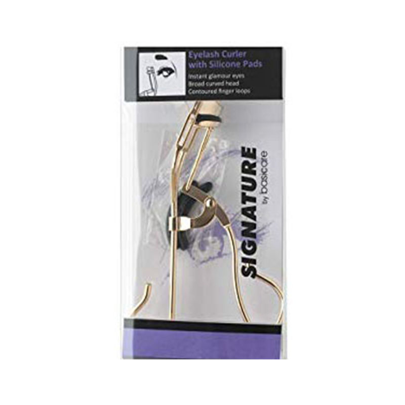 Eyelash Curler with Silicone Pads (Item Code 5005)