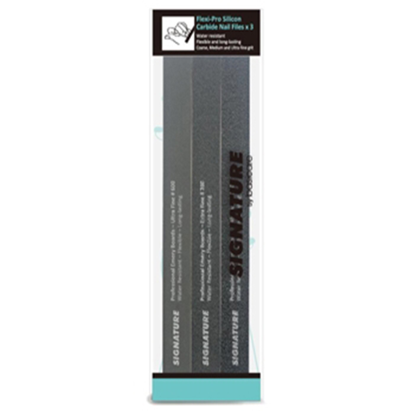 Flexi-Pro Silicon Carbide Nail Files (Item Code 5012)