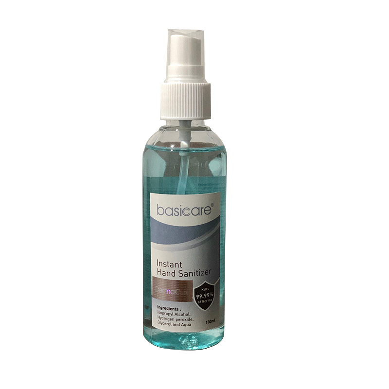 BasiCare Instant Hand Sanitizer 100ml