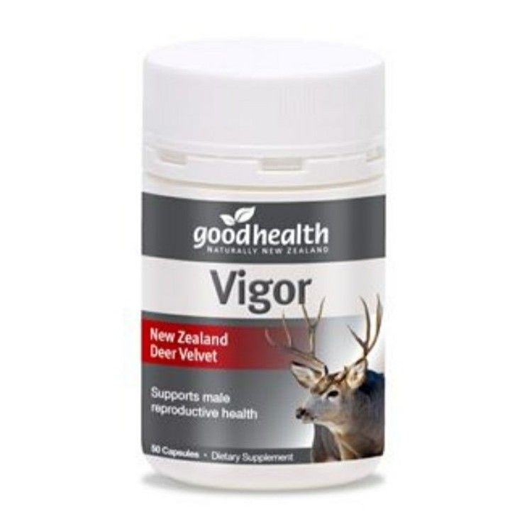 Vigor Deer Velvet 400mg