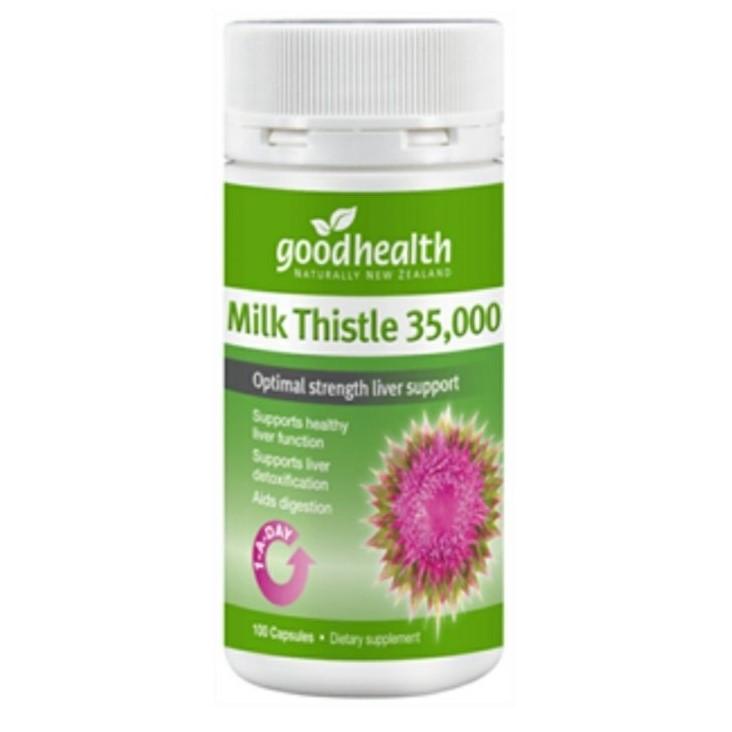 Good Health Milk Thistle 35,000